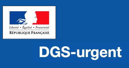 Message DGS - URGENT